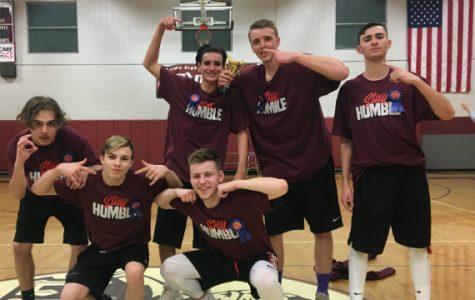 """Stay Humble"" wins Dodgeball Tournament"