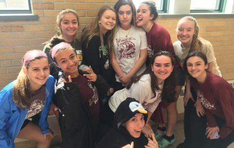 Sophomores Win Third Spirit Day in the Week