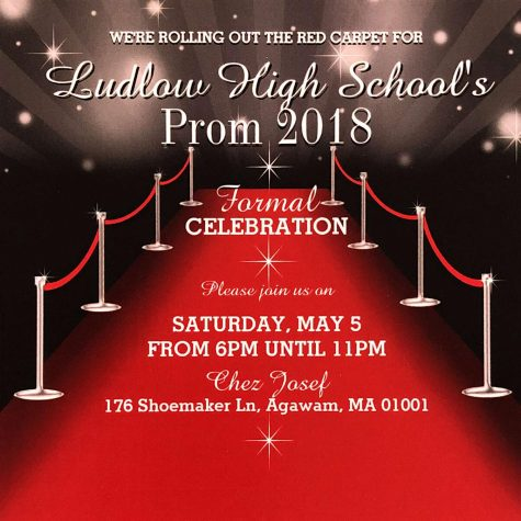 LHS Junior/Senior prom on May 5