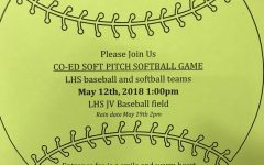Come out to a charity softball game this Saturday