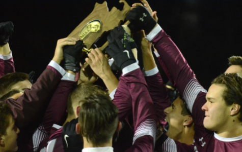 Boys Soccer in State Semis Causes Excitement Around the School
