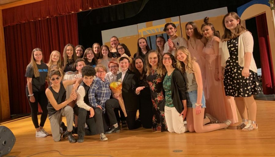 LHS' Mamma Mia Receives High Praise