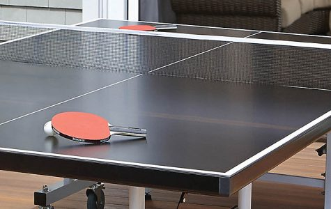 Ping Pong Club to host Tournement