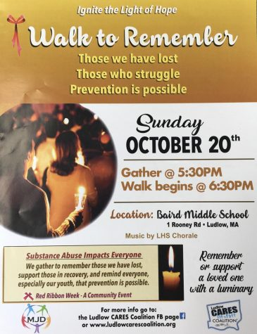 Ignite the Light of Hope at this year's Walk To Remember