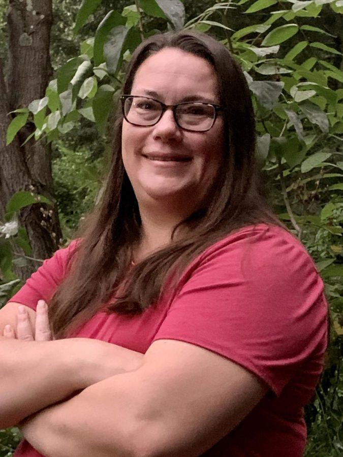 Ms. Dudek joins LHS math department